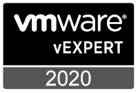 Chris Hall VMware vExpert 2020