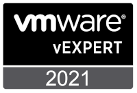 Chris Hall VMware vExpert 2021
