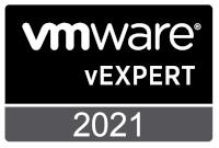 Chris Hall VMware vExpert 2021